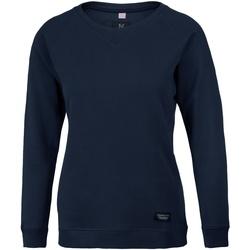 textil Dam Sweatshirts Nimbus NB87F Marinblått