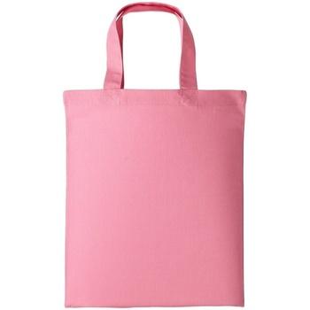 Väskor Shoppingväskor Nutshell RL500 Ljusrosa