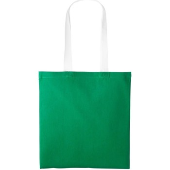 Väskor Shoppingväskor Nutshell RL150 Kellygrön/vit