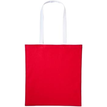 Väskor Shoppingväskor Nutshell RL150 Röd/vit