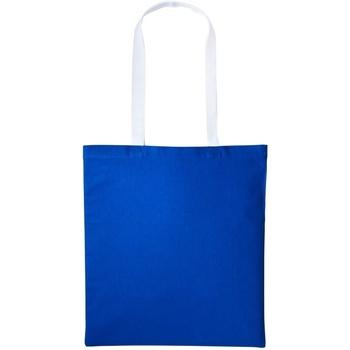 Väskor Shoppingväskor Nutshell RL150 Kunglig/vit