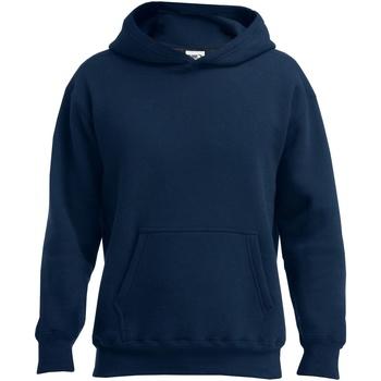 textil Herr Sweatshirts Gildan GD053 Sport Mörk marinblå