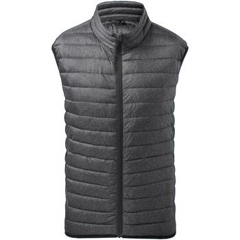 textil Herr Koftor / Cardigans / Västar 2786 TS038 Charcoal Melange