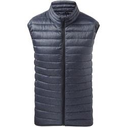 textil Herr Koftor / Cardigans / Västar 2786 TS038 Marinblå melange