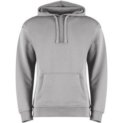 textil Sweatshirts Kustom Kit KK333 Grått ljung