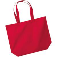 Väskor Dam Shoppingväskor Westford Mill WM265 Klassiskt röd