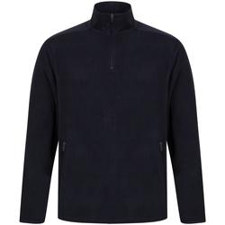 textil Sweatshirts Henbury HB858 Marinblått