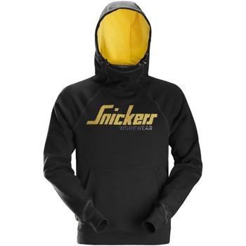 textil Sweatshirts Snickers SI012 Svart