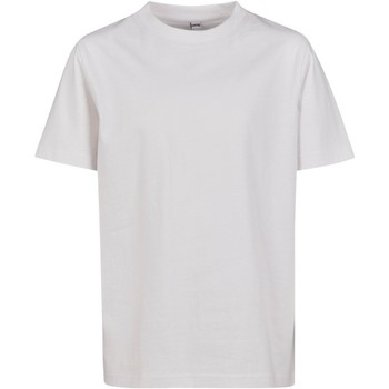 textil Barn T-shirts Build Your Brand BY116 Vit