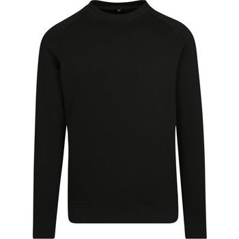 textil Herr Sweatshirts Build Your Brand BY094 Svart