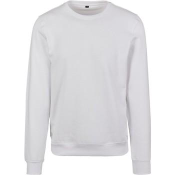 textil Herr Sweatshirts Build Your Brand BY119 Vit