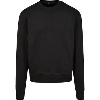 textil Sweatshirts Build Your Brand BY120 Svart