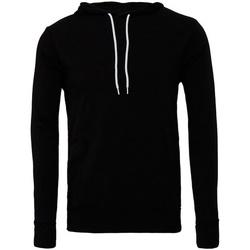 textil Sweatshirts Bella + Canvas BE105 Svart