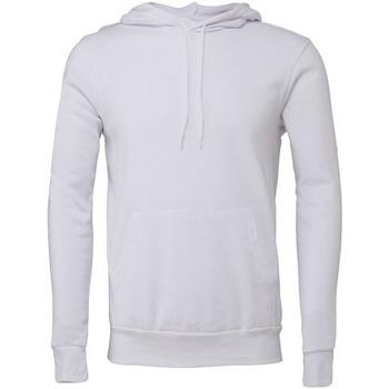 textil Sweatshirts Bella + Canvas BE105 Vit