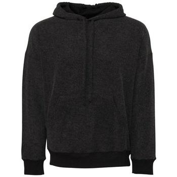 textil Sweatshirts Bella + Canvas BE130 Svart ljung