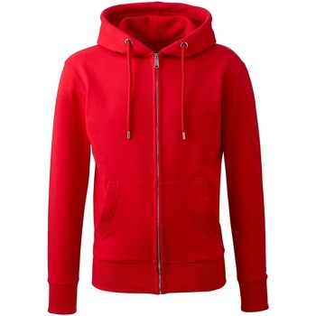 textil Herr Sweatshirts Anthem AM002 Röd