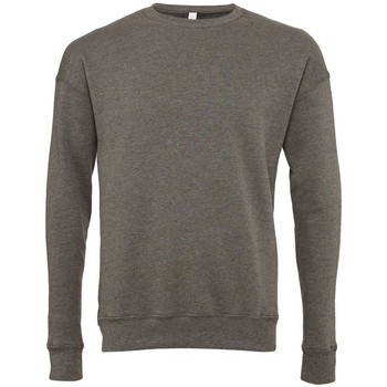 textil Sweatshirts Bella + Canvas BE045 Grått ljung