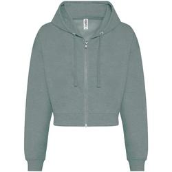 textil Dam Sweatshirts Awdis  Dammigt grönt