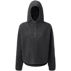 textil Dam Sweatshirts Tridri  Grått kolgrått