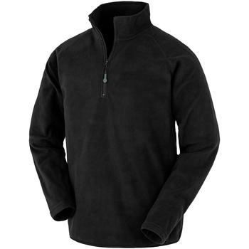 textil Herr Sweatshirts Result Genuine Recycled R905X Svart