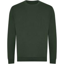 textil Sweatshirts Awdis JH230 Flaskegrön