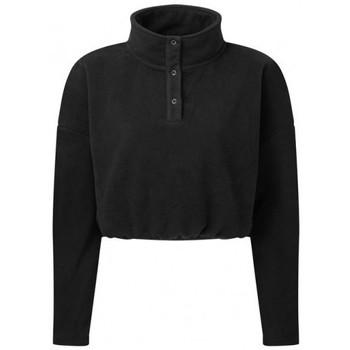 textil Dam Sweatshirts Tridri TR087 Svart