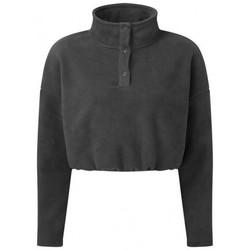 textil Dam Sweatshirts Tridri TR087 Grått kolgrått