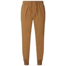textil Herr Joggingbyxor Asquith & Fox AQ055 Kamel