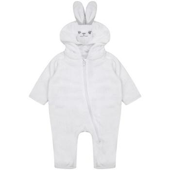 textil Barn Pyjamas/nattlinne Larkwood LW73T Vit