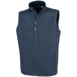 textil Herr Koftor / Cardigans / Västar Result Genuine Recycled R902M Marinblått
