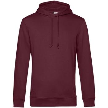 textil Herr Sweatshirts B&c  Bourgogne