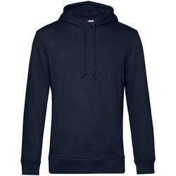 textil Herr Sweatshirts B&c  Marinblått