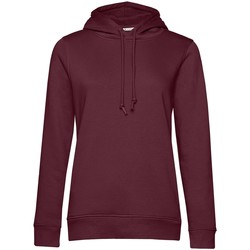 textil Dam Sweatshirts B&c  Bourgogne