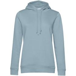 textil Dam Sweatshirts B&c  Fogle Blue