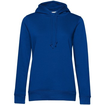 textil Dam Sweatshirts B&c  Kunglig blå