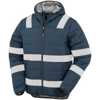 textil Herr Jackor Result Genuine Recycled R500X Marinblått