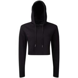 textil Dam Sweatshirts Tridri TR088 Svart