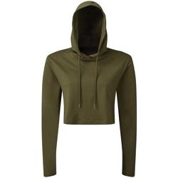 textil Dam Sweatshirts Tridri TR088 Olive