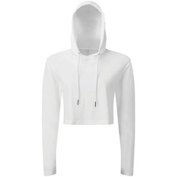 textil Dam Sweatshirts Tridri TR088 Vit