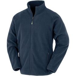 textil Herr Jackor Result Genuine Recycled R903X Marinblått