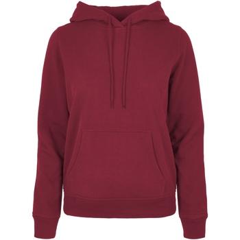 textil Dam Sweatshirts Build Your Brand BB007 Bourgogne