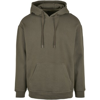 textil Herr Sweatshirts Build Your Brand BB006 Olive