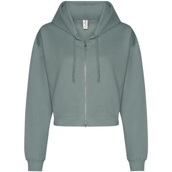 textil Dam Sweatshirts Awdis JH065 Dammigt grönt