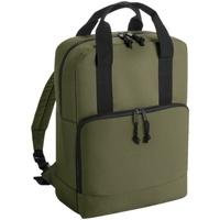 Väskor Ryggsäckar Bagbase BG287 Militärt grönt
