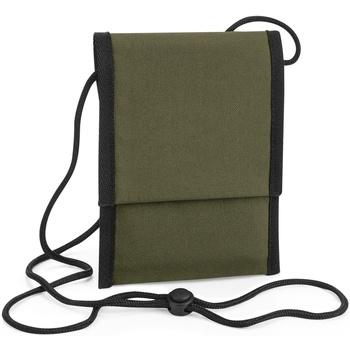 Väskor Handväskor med kort rem Bagbase BG283 Militärt grönt