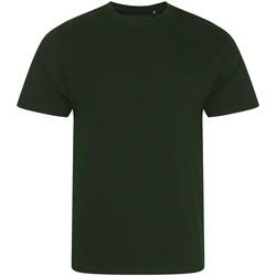 textil Barn T-shirts Ecologie EA01J Flaskegrön