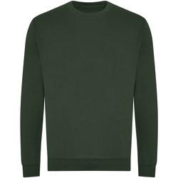 textil Herr Sweatshirts Awdis JH230 Flaskegrön