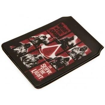 Väskor Plånböcker Assassins Creed  Svart/röd