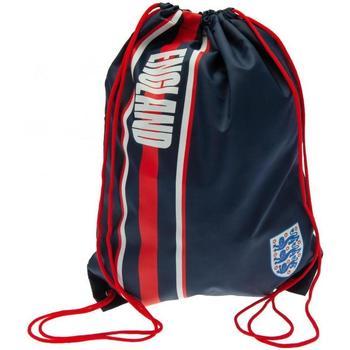 Väskor Sportväskor England Fa  Marinblått/rött