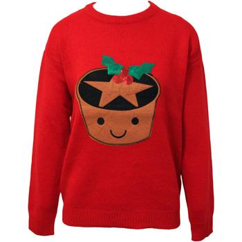 textil Dam Sweatshirts Brave Soul  Röd